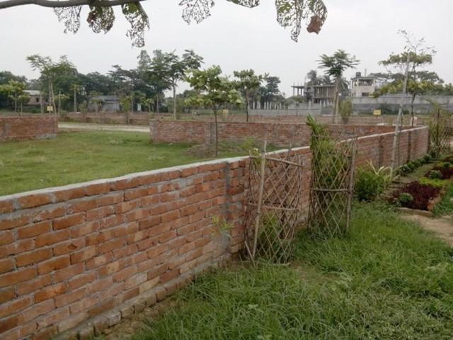 সুপরিকল্পিত নগরীতে আকর্ষনীয় প্লট  বিক্রয়
