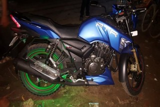 TVs Apache RTR 160 Matte Blue